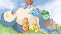 Karakter anime dengan bentuk yang imut seperti Pikachu ternyata cukup banyak dengan bentuk beragam. Apa sajakah itu?
