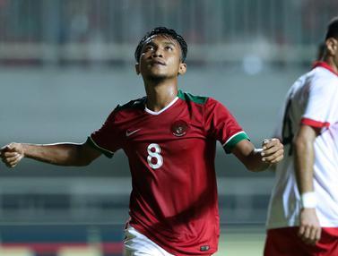 Rezaldi Kartu Merah, Indonesia U-23 Kalah Dari Bahrain