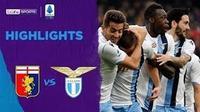 Berita Video Highlights Serie A, Lazio Menang 3-2 Atas Genoa