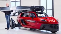 PAL-V International resmi memperkanalkan kendaraannya di Geneva International Motor Show tahun 2018. (Rushlane)