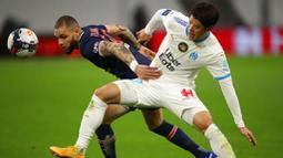 PSG menang dua gol tanpa balas atas tuan rumah. (AP Photo/Daniel Cole)