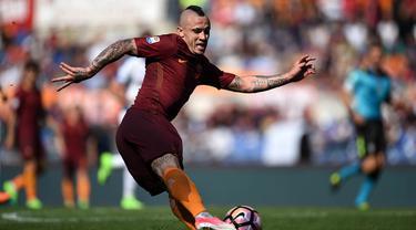 Kabar Transfer: Chelsea Buru Aubameyang, Martial Menuju Roma