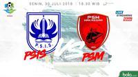 Liga 1 2018 PSIS Semarang Vs PSM Makassar (Bola.com/Adreanus Titus)