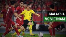 Berita video highlights leg I Final Piala AFF 2018 antara Malaysia melawan Vietnam yang berakhir dengan skor 2-2 di Kuala Lumpur, Selasa (11/12/2018).