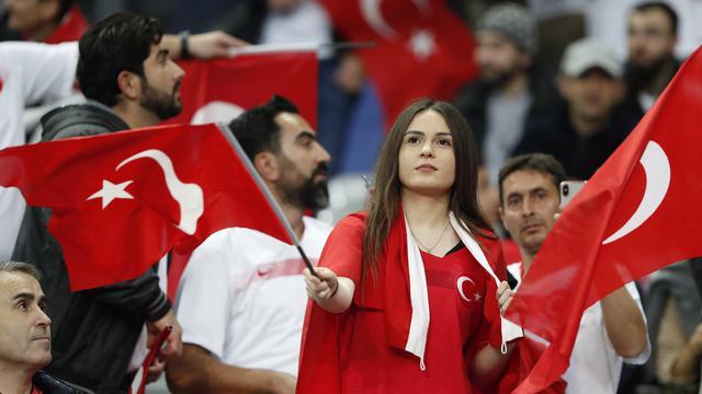 Turki Tahan Imbang Prancis 1-1