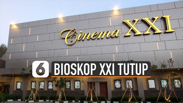 Dewinta Hutagaol, Head of Corporate Communications & Brand Management Bioskop XXI mengambil keputusan untuk menghentikan sementara operasi seluruh bioskop XXI di Jakarta.
