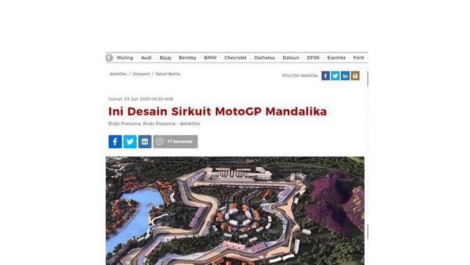 Cek Fakta MotoGP1
