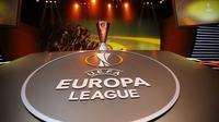 Trofi Liga Europa. (AFP/Valery Hache)