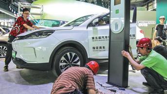 Susul Korea, China Bangun Pabrik Baterai Mobil Listrik Senilai Rp 72 T di Indonesia