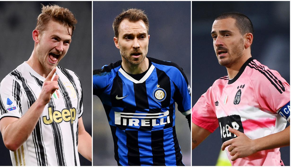 Kepergian Cristiano Ronaldo ke Manchester United membuat Juventus sedikit berhemat. Maklum sang megabintang merupakan pemain  dengan gaji termahal di Serie A. Berikut enam pemain Serie A dengan gaji tertinggi di musim 2021/2022.
