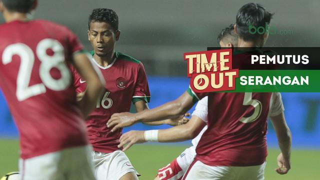 Berita video Time Out kali ini tentang para pemain yang bertugas sebagai pemutus serangan lawan yang ada di Timnas Indonesia U-23.