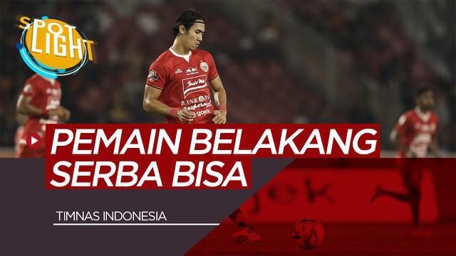 Berita Video Spotlight kali ini membahas 4 Pemain Belakang Serba Bisa Timnas Indonesia, Salah satunya Ryuji Utomo