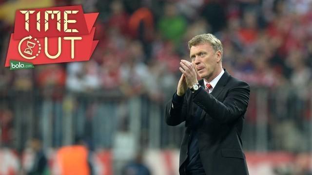 Kekalahan Manchester United atas Sunderland menambah catatan buruk menir asal Belanda tersebut. Dari catatan 26 laga yang dijalani Setan Merah, raihan Louis Van Gaal tak lebih baik dari David Moyes