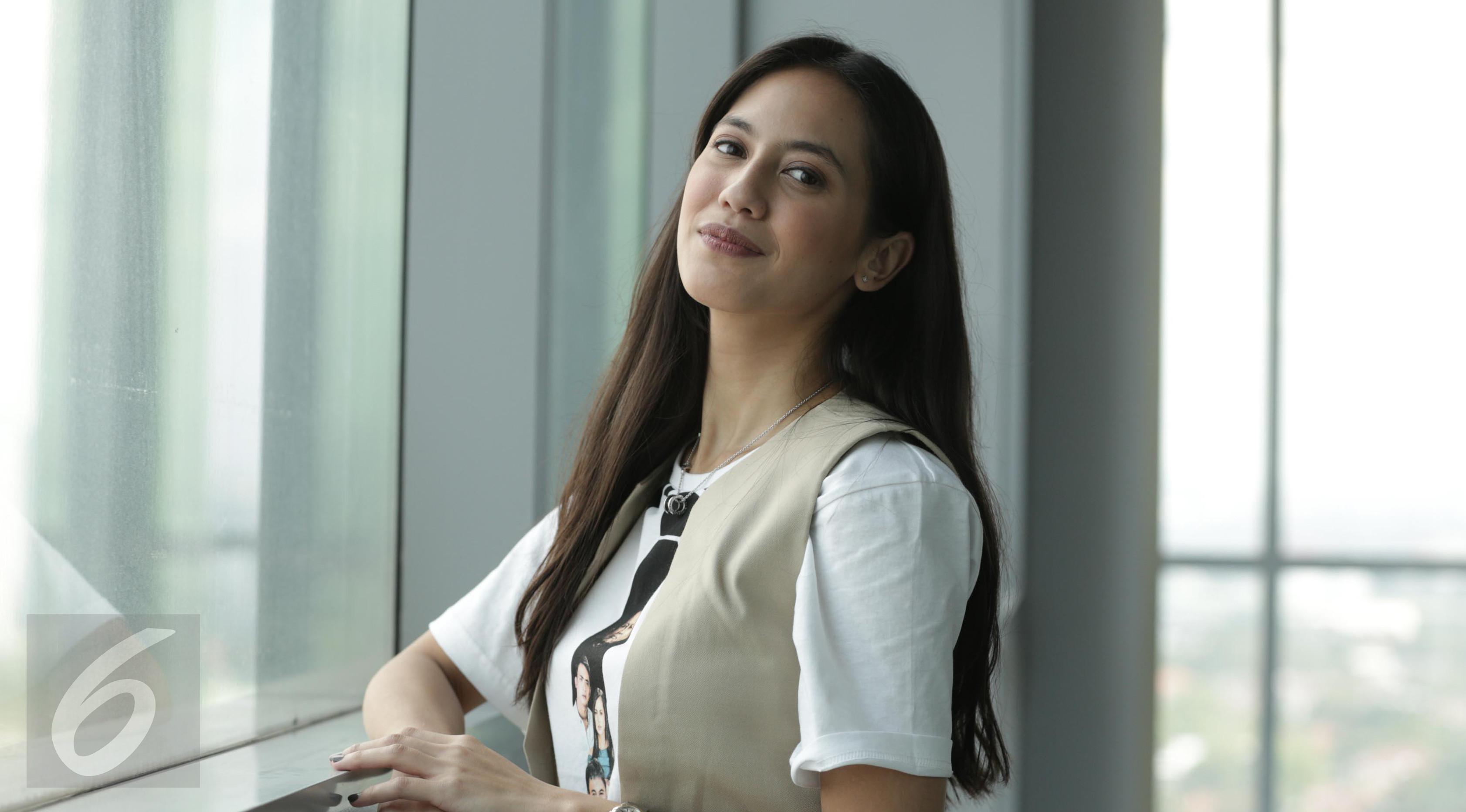 Pevita Pearce (Liputan6.com/Faizal Fanani)