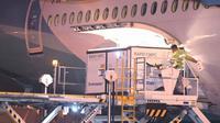 Sebanyak 1,2 juta vaksin COVID-19 Sinovac dalam 7 Envirotainer tiba di Bandara Soetta, Jakarta pada Minggu (6/12/2020) pukul 21.25 WIB, dibawa pesawat jenis Boeing 777-300 ER nomor registrasi PK-GIC. (Biro Pers Sekretariat Presiden/Lukas & Muchlis Jr)