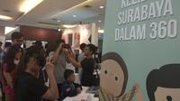 Beragam inovasi digital di Geekfest 2017 (Liputan6.com / Dian Kurniawan)