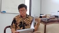 Ketua KPU Jabar Yayat Hidayat