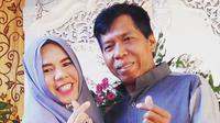 Kiwil dan Rochimah Istri Pertama (Sumber: Instagram//rohimah_alli/)