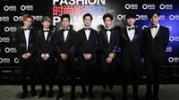 Sebagai boy band pendatang baru, GOT7 mulai berhasil menjajah dunia hiburan Tiongkok dengan meraih kemenangan mutlak.