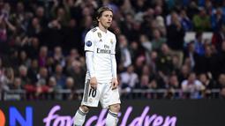 2. Luka Modric (Real Madrid) - 33 tahun, 25 juta euro (AFP/Javier Soriano)