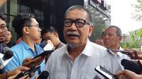 Mantan Wakil Gubernur Jawa Barat Deddy Mizwar memenuhi panggilan penyidik KPK. (Liputan6.com/Lizsa Egeham)