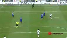 Jose Mauri Goal - Parma vs Juventus 1-0 (Serie A 2015) HD