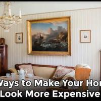 5 Cara Membuat Rumah Anda Kelihatan Mewah. sumberfoto: Furnizing