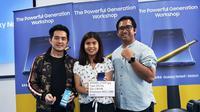 Melalui workshop ini peserta dan netizen di social media juga dapat langsung merasakan experience dari fitur-fitur Samsung Galaxy Note 9 khususnya dalam hal kamera seperti fitur Intelligent Camera