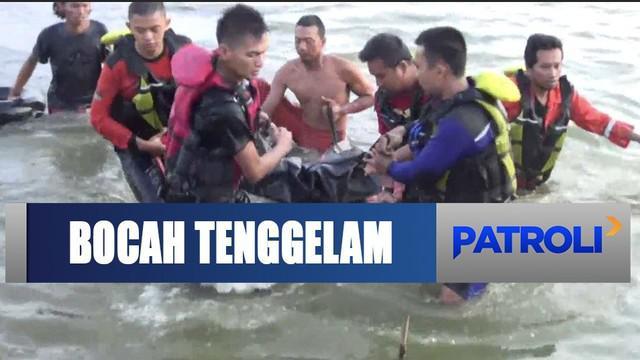 Seorang bocah tewas tenggelam saat mencari ikan di tengah Waduk Lalung, Karanganyar, Jawa Tengah.