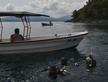 Serunya Menikmati Sensasi Menyelam di Perairan Pulau Weh, Aceh