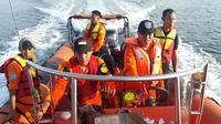 Kisah nelayan Konawe terombang-ambing di laut. Foto: (Ahmad Akbar Fua/Liputan6.com)