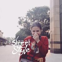 Street style Prilly Latuconsina. (Instagram/prillylatuconsina96)