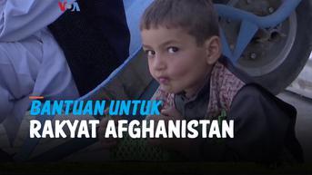 VIDEO: Bisakah Bantu Rakyat Afghanistan Tanpa Melalui Taliban?