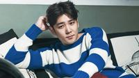 Kangin Super Junior dua kali harus berurusan dengan pihak kepolisian lantaran mengemudi di bawah pengaruh alkohol. SM Entertainment pun memutuskan untuk menghiatuskan Kangin. (Foto: soompi.com)