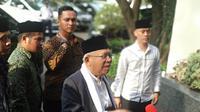 Bakal Cawapres Ma'ruf Amin (Liputan6.com/ Putu Merta Surya Putra)