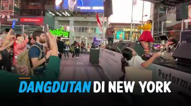 dangdutan newyork