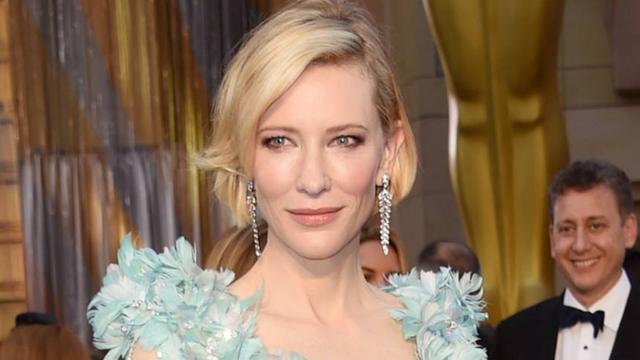 Raih Bayaran Termahal Cate Blanchett Ogah Disebut Artis Hollywood Showbiz Liputan6 Com