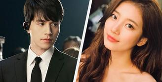 Beberapa waktu lalu, publik dikejutkan dengan kabar Bae Suzy yang menjalin asmara dengna Lee Dong Wook. Pasalnya deklarasi hubungan itu berselang empat bulan dari putusnya Suzy dan Lee Min Ho. (Foto: abs-cbn.com)