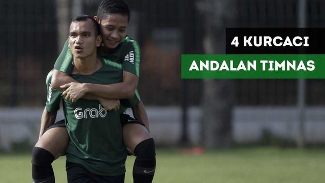 Berita Video Komentar Lucu Evan Dimas dan Andik soal Riko Simanjuntak dan Irfan Jaya