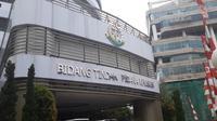 Gedung Jaksa Agung Bidang Tindak Pidana Khusus, Kejagung. (Liputan6.com/M Radityo Priyasmoro)