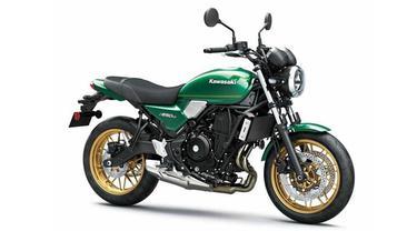Kawasaki resmi meluncurkan Z650RS