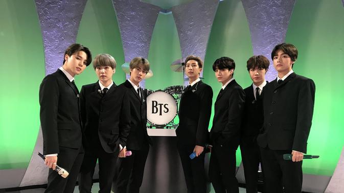 Bos Tokopedia Puji Pencapaian BTS di Industri Musik