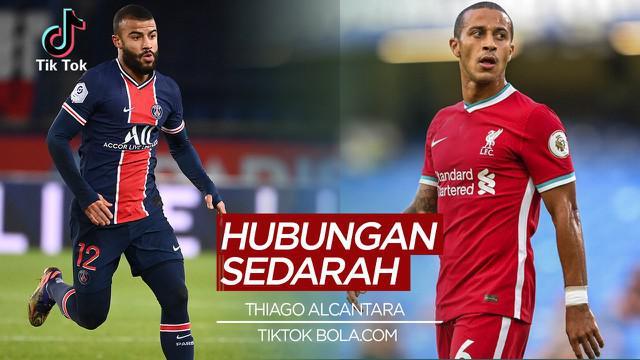Berita Video Termasuk Thiago Alcantara dan Eden Hazard, Berikut 4 Pesepak Bola yang Memiliki Hubungan Sedarah