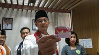 Gubernur DKI Jakarta Anies Baswedan meluncurkan program Si Dukun 3 In 1
