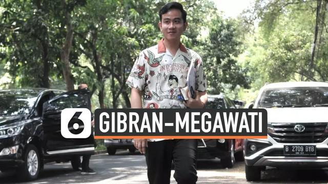 Gibran Rakabuming mengutarakan keseriusannya maju dalam Pilwalkot Solo 2020. Ia mengatakanakan maju melalui PDIP dan tidak lewat jalur independen.