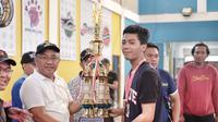 500 Pebasket Ikut Liga Basket Depok (ist)