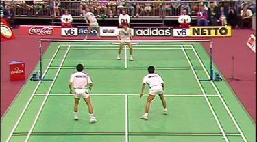 Berita Video Flashback Bulutangkis Dalam Semifinal Kejuaran Dunia Tahun 1995 Antara  Rexy Mainaky/Ricky Subagja Vs Cheah Soon Kit/Yap Kim Hook