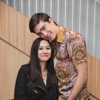 Aura Kasih mengaku telah menikah siri dengan Eryck Amaral di Bangkok, September 2018 (Busan/Kapanlagi)