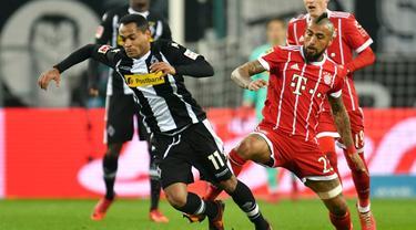 Bayern Munchen Vs Borussia Monchengladbach