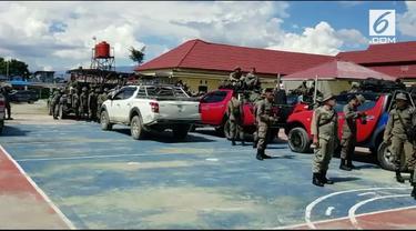 Hingga kini tim gabungan TNI-Polri masih terus berusaha masuk ke area lokasi pembantaian para karyawan.
